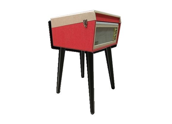 tourne disques vintage. Black Bedroom Furniture Sets. Home Design Ideas