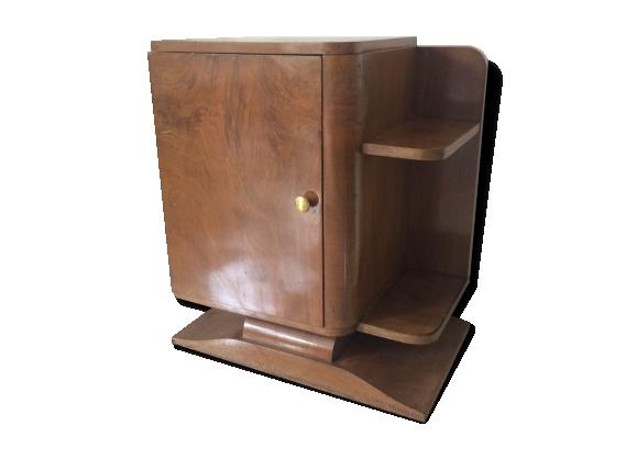 chevet art d co. Black Bedroom Furniture Sets. Home Design Ideas