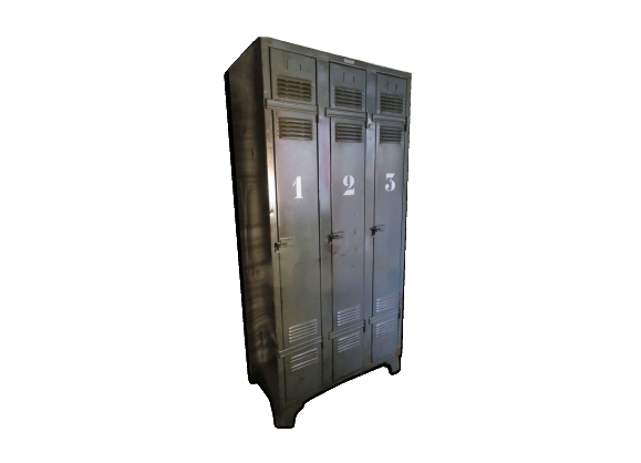 meuble casiers industriel. Black Bedroom Furniture Sets. Home Design Ideas