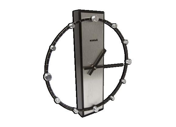 horloge design noir. Black Bedroom Furniture Sets. Home Design Ideas