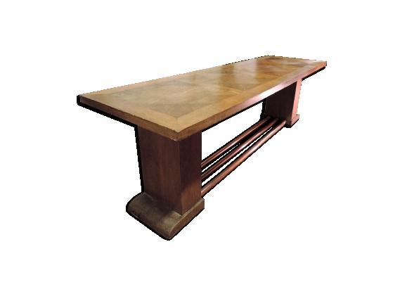 Table de bistrot époque art - déco 1930