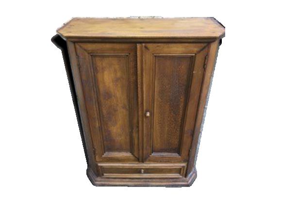 petite armoire bois mat riau marron bon tat vintage ab5947c3f0ae3d409782cc1fff9d7052. Black Bedroom Furniture Sets. Home Design Ideas