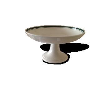 coupe en verre pour fruits verre et cristal transparent bon tat classique. Black Bedroom Furniture Sets. Home Design Ideas